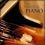 Cover image of the album 20 Years of Narada Piano by Michael Whalen