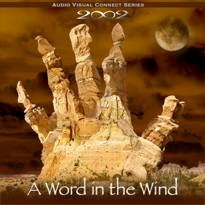Cover image of the album A Word in the Wind by 2002