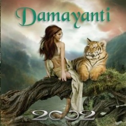 Cover image of the album Damayanti by 2002