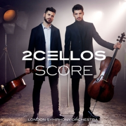 Cover image of the album Score by 2Cellos