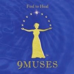 Cover image of the album Feel to Heal by 9 Muses