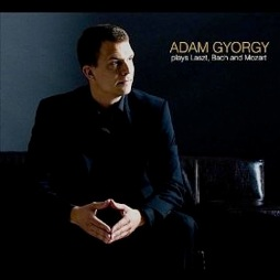 Cover image of the album Adam Gyorgy Plays Liszt, Bach and Mozart by Adam Gyorgy