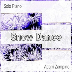 Cover image of the album Snow Dance by Adam Zampino