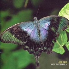 Cover image of the album New Butterfly by ade ishs