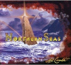Cover image of the album Northern Seas by Al Conti