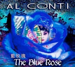 Cover image of the album The Blue Rose by Al Conti