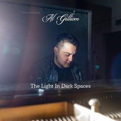Cover image of the album The Light in Dark Spaces by Al Gilliom