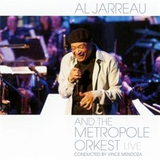 Cover image of the album Al Jarreau and the Metropole Orkest Live by Al Jarreau
