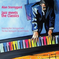 Cover image of the album Jazz Meets the Classics by Alan Storeygard