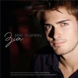 Cover image of the album Zia by Alexi Musnitsky