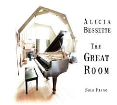 Cover image of the album The Great Room by Alicia Bessette