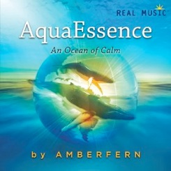Cover image of the album AquaEssence: An Ocean of Calm by Amberfern
