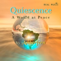 Cover image of the album Quiescence by Amberfern
