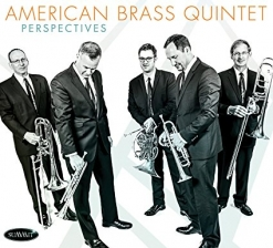 Cover image of the album Perspectives by American Brass Quintet