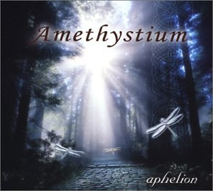 Cover image of the album Aphelion by Amethystium