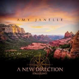 Cover image of the album A New Direction by Amy Janelle