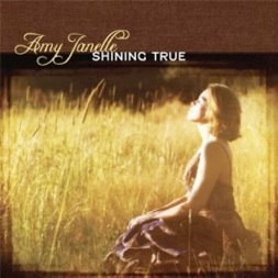 Cover image of the album Shining True by Amy Janelle