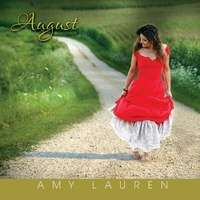 Cover image of the album August by Amy Lauren
