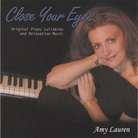 Cover image of the album Close Your Eyes by Amy Lauren