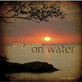 Cover image of the album On Water by Amy Lauren