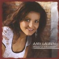 Cover image of the album Winter & Christmas by Amy Lauren