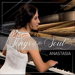 Cover image of the album Songs of the Soul by Anastasia