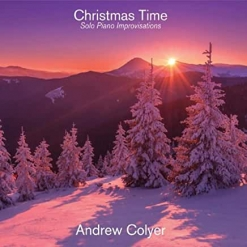 Cover image of the album Christmas Time by Andrew Colyer