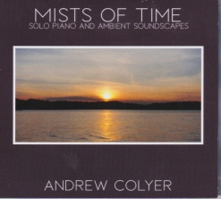 Cover image of the album Mists of Time by Andrew Colyer
