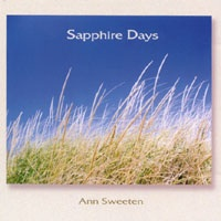 Cover image of the album Sapphire Days by Ann Sweeten