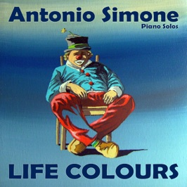 Cover image of the album Life Colours by Antonio Simone