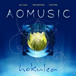 Cover image of the album Hokulea by AO Music