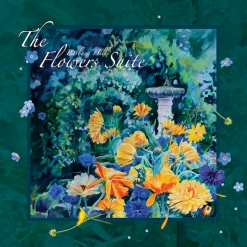 Cover image of the album The Flowers Suite by Barbara Hills