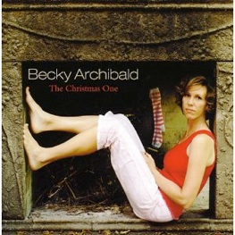 Cover image of the album The Christmas One by Becky Archibald
