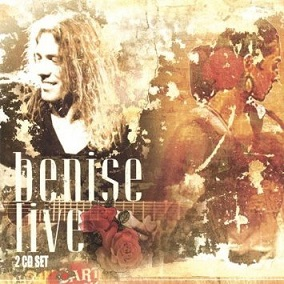 Cover image of the album Benise Live by Benise