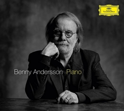 Cover image of the album Piano by Benny Andersson