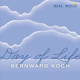 Cover image of the album Day of Life by Bernward Koch
