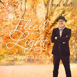 Cover image of the album Filled With Light by Bernward Koch