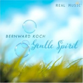 Cover image of the album Gentle Spirit by Bernward Koch