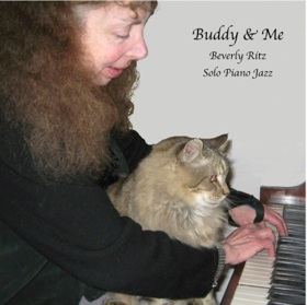 Cover image of the album Buddy & Me by Beverly Ritz
