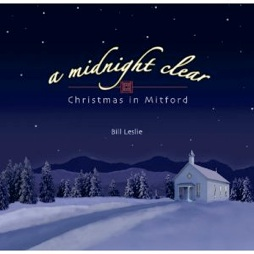 Cover image of the album A Midnight Clear by Bill Leslie