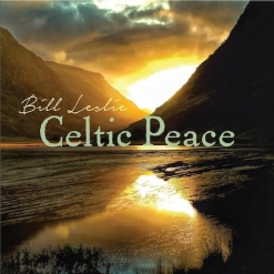 Cover image of the album Celtic Peace by Bill Leslie