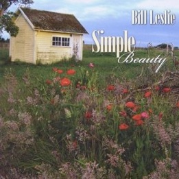 Cover image of the album Simple Beauty by Bill Leslie