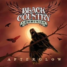 Cover image of the album Afterglow by Black Country Communion