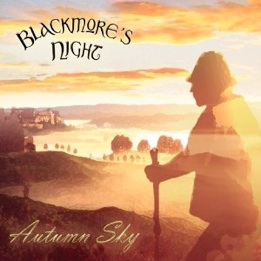 Cover image of the album Autumn Sky by Blackmore's Night