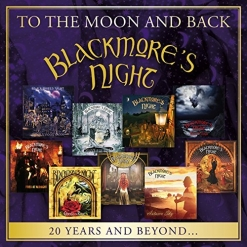 Cover image of the album To The Moon and Back - 20 Years and Beyond by Blackmore's Night