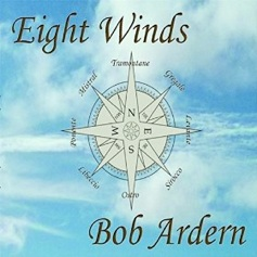 Cover image of the album Eight Winds by Bob Ardern