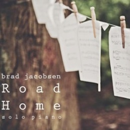 Cover image of the album Road Home by Brad Jacobsen