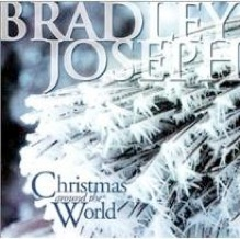 Cover image of the album Christmas Around the World by Bradley Joseph