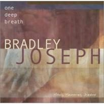 Cover image of the album One Deep Breath by Bradley Joseph
