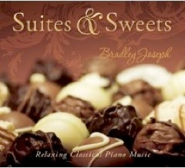 Cover image of the album Suites & Sweets by Bradley Joseph